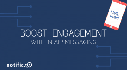 In-app messaging ideas